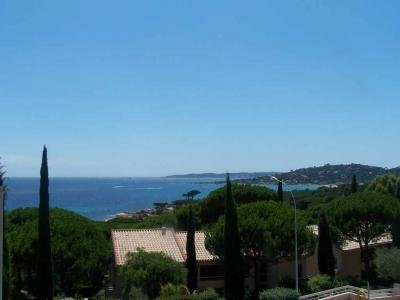 SAINTE MAXIME NARTELLE THE STUDIO FOR RENT. Very nice sea view studio completely renovated. You will have a very nice space for a holiday for two or four with a terrace sea view swimming pool in the residence, one just below the terrace of the apartment. The comfort for a great holiday ...