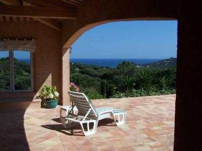 SAINTE MAXIME T5 VILLA FOR RENT
