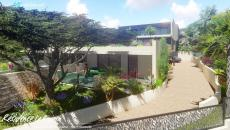 SALE SAN PEIRE beautiful T2 of 52 m² in elevated rdch with nice terrace view 27 m² Sea Beach in fron