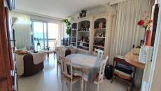 TOWN CENTER, Apartment of around 55 m�, composed of a living room with open fitted kitchen, panorami