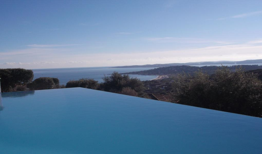 SAINTE MAXIME T6 VILLA FOR SALE.  Beautiful contemporary house in a secured area at the foot of the beach of Nartelle.  Privileged location, facing south,  4 bedrooms, sauna, jacuzzi, panoramic terraces sea  Contemporary design best taste.  A must see!